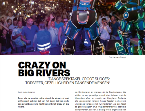 Crazy on Big Rivers in 078magazine